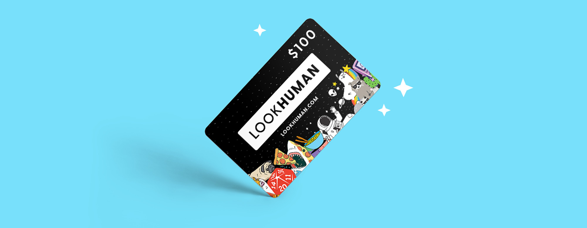 LookHUMAN E-Gift Card
